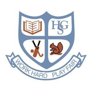 Holme Grange school crest